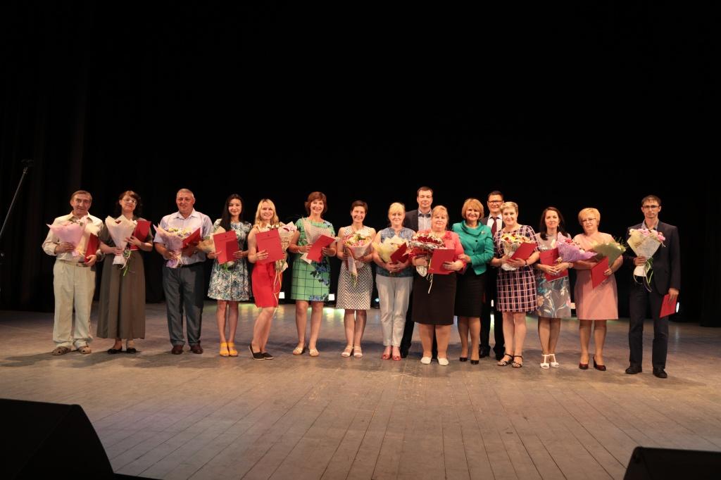 Концертная программа, посвященная Дню медицинского работника, прошла в Центре «Вдохновение»