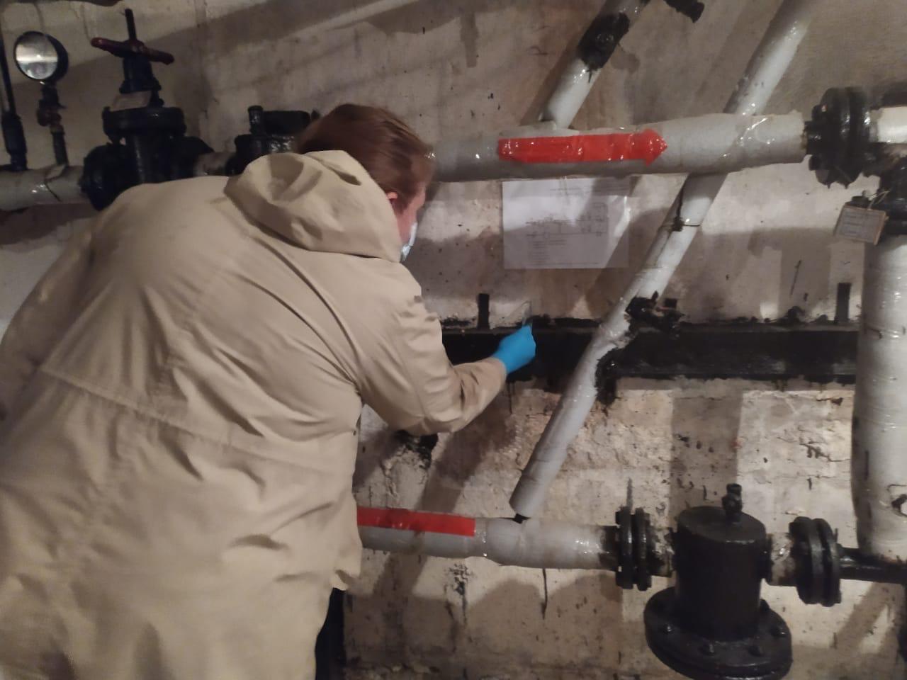 В Северном Бутове проверили подвальные помещения